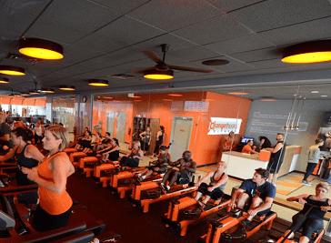 Orangetheory Fitness in Lafayette