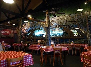 Prejean's Restaurant in Lafayette
